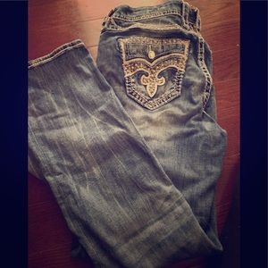 Rock and Revival jeans Diella size 30X30